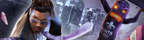 Saints Row 4: Re-Elected [Switch]
