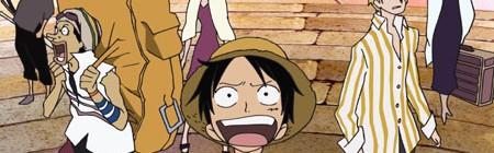 One Piece - Baron Omatsuri und die geheimnisvolle Insel